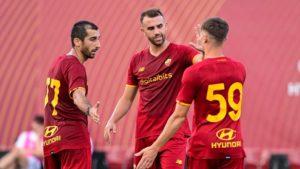 คลิปไฮไลท์อุ่นเครื่อง โรม่า 10-0 มอนเตคาทินี AS Roma 10-0 Montecatini