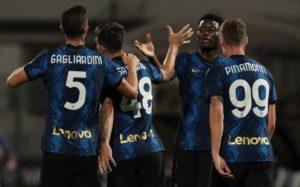 คลิปไฮไลท์อุ่นเครื่อง ลูกาโน่ 2-2 อินเตอร์ มิลาน Lugano 2-2 Inter Milan