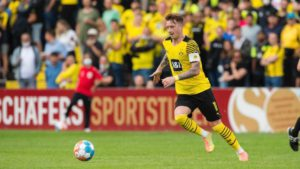 คลิปไฮไลท์อุ่นเครื่อง เอฟซี กีสเซิน 0-2 โบรุสเซีย ดอร์ทมุนด์ Teutonia WS 0-2 Borussia Dortmund