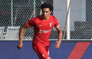คลิปไฮไลท์อุ่นเครื่อง วัคเกอร์ อินส์บรูค 1-1 ลิเวอร์พูล Wacker Innsbruck 1-1 Liverpool
